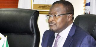 NCC Executive Vice Chairman/CEO,Prof. Umar Garba Danbatta