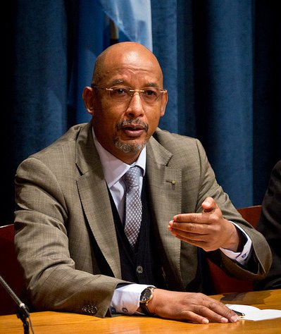 Ibrahim Assane Mayaki AUDA-NEPAD CEO