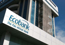 Ecobank Launches Agency Banking Campaign to Empower SMEs; Targets 100,000 Entrepreneurs