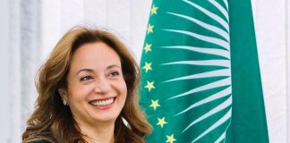 Amani Abou-Zeid AU Commissioner for Infrastructure and Energy
