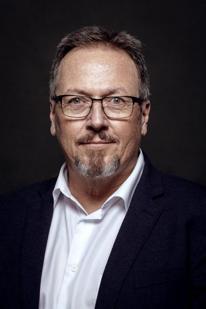 Murray Gardiner, MD of Bluecode Africa