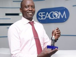 Tonny Tugee, Managing Director at SEACOM East and North East Africa