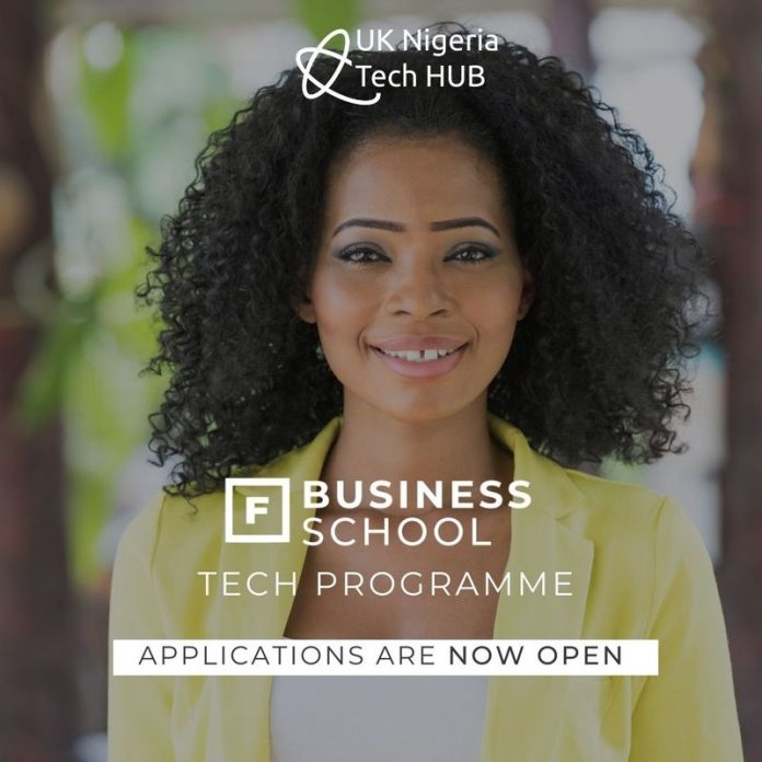 Future Females Business School Tech Program
