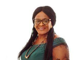 Funmilayo Arowoogun, President of NECA's Network of Entrepreneurial Women (NNEW)
