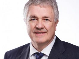 Ian Gray OBE, Chairman of the Egyptian-British Chamber of Commerce