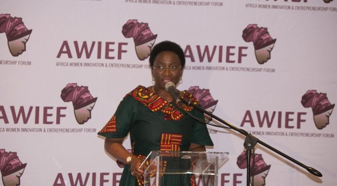 Irene Ochem Founder and Chief Executive Officer, AWIEF