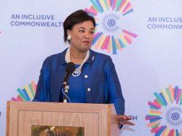 Patricia Scotland Commonwealth Secretary-General