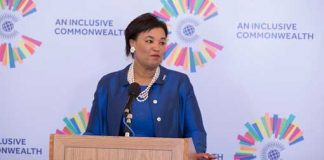 Patricia Scotland Commonwealth Secretary-General
