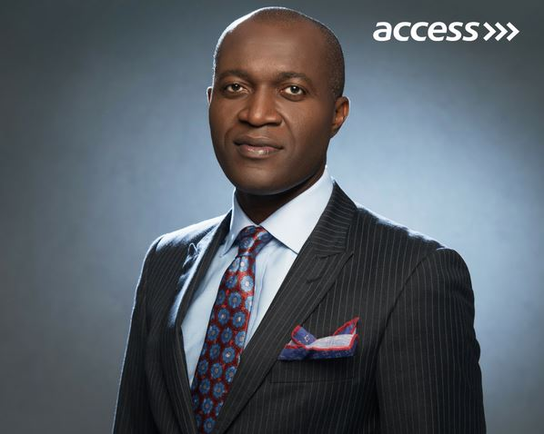Roosevelt Ogbonna, Deputy Group Managing Director, Access Bank