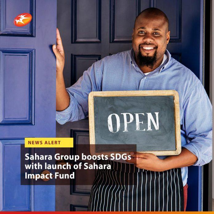 Sahara Impact Fund