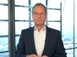 Tim Scharwath, CEO DHL Global Forwarding, Freight