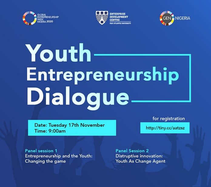 Youth Entrepreneurship dialogue