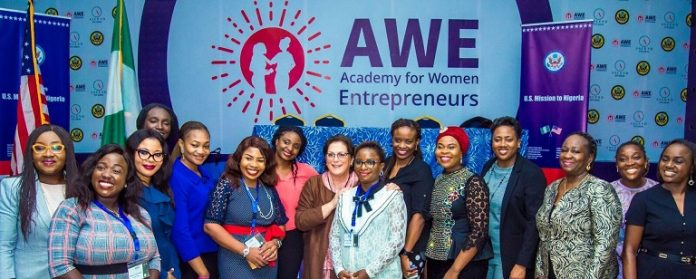United States Consulate 2020 Academy for Women Entrepreneurs