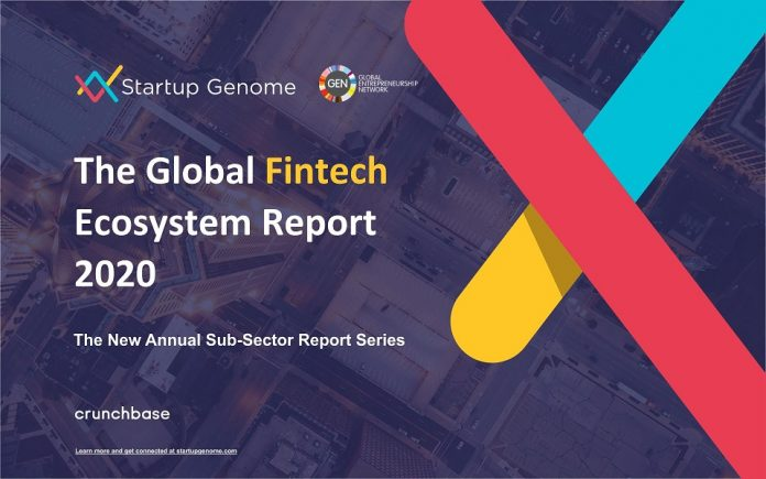 Startup Genome Launches Global Fintech Ecosystem Report 2020