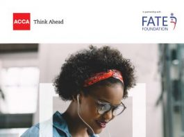 """FATE Foundation and ACCA Nigeria Launch Report on """"Improving Financial Literacy amongst Nigerian MSMEs"""""""