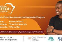 Pan-African Fintech Accelerator Program