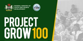 Federal Gov't Project Grow 100 Application For Nigerian Youths – ($5,000 Grant)