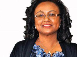 Swazi Tshabalala AfDB Acting Senior Vice President and Chief Finance Officer