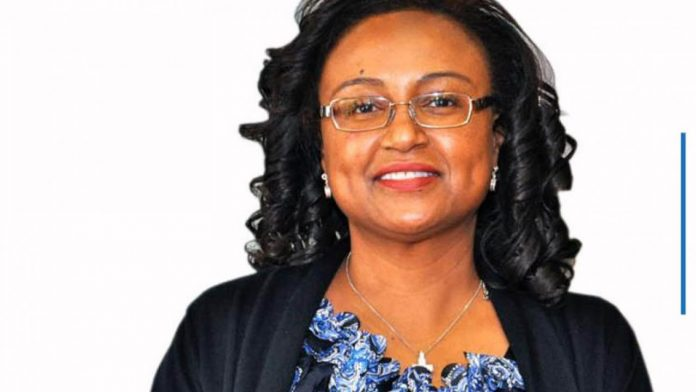 Swazi Tshabalala AfDB Acting Senior Vice President and Chief Finance Officer