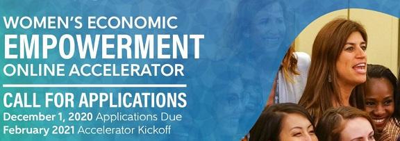 GSBI Women's Economic Empowerment Online Accelerator