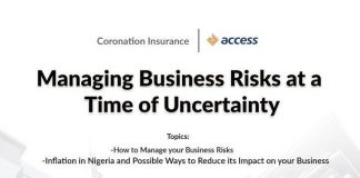Coronation Insurance Plc and Access Bank to hold SME Webinar