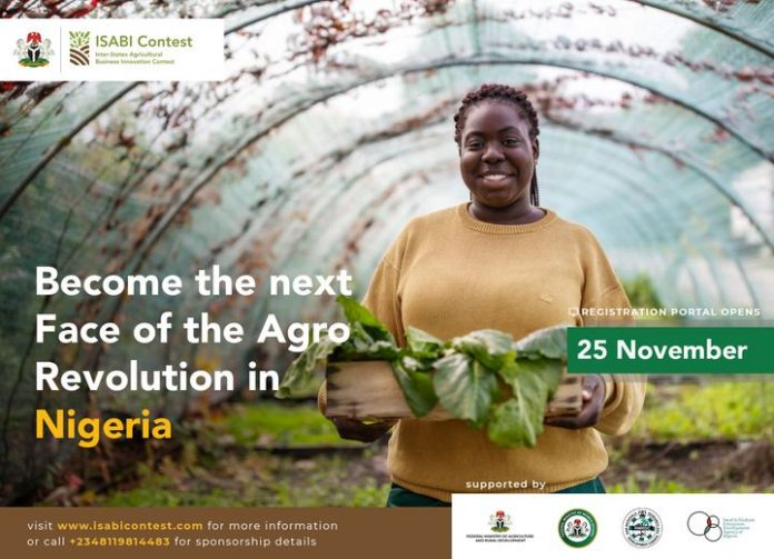 Isabi Contest for Agric Innovation