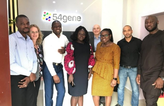 54Gene Launches Africa's First Private Lab for Human Genome Sequencing in Nigeria