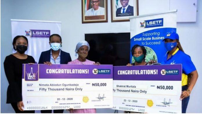 BetKing partners LSETF to empower Lagos market women