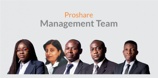 Proshare Announces Leadership Changes Ahead Service and Business Process Restructuring