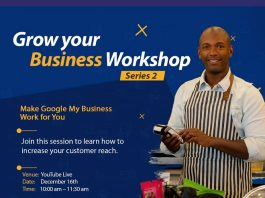 Visa Grow Your Business Workshop Series 2 to Hold on December 16