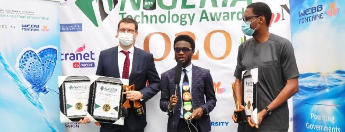 Webb Fontaine Wins Two Awards at Nigeria Technology Awards 2020