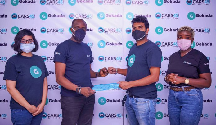 Cars45, Gokada Announce Partnership for Enhanced Customer Experience