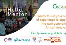 GoDo Hub Calls for Mentors