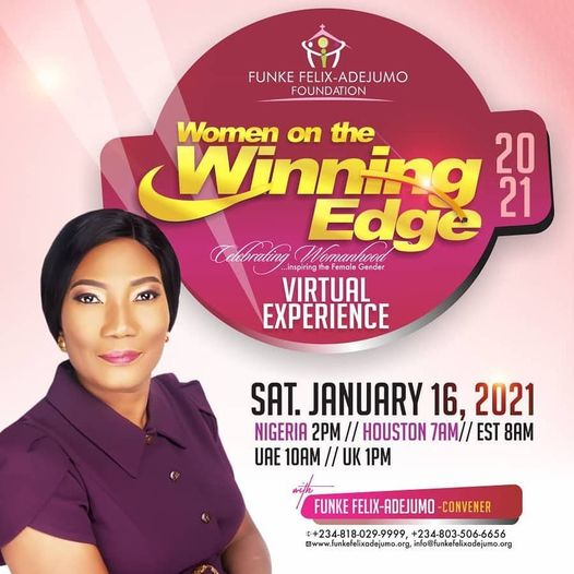 Women on the Winning Edge announces annual conference