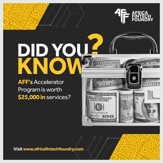 Access Bank African Fintech Foundry 2021 Accelerator Program for Tech Startups