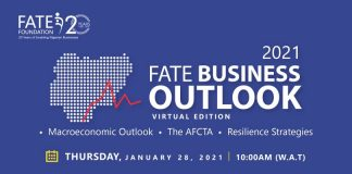 2021 FATE Business Outlook Takes Place on January 28