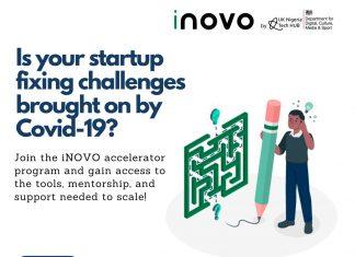 iNOVO by UK-Nigeria Tech Hubfor Early Stage Startups