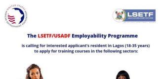 LSETF/USADF Employability Program