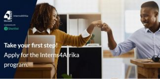 Microsoft Interns4Afrika Program