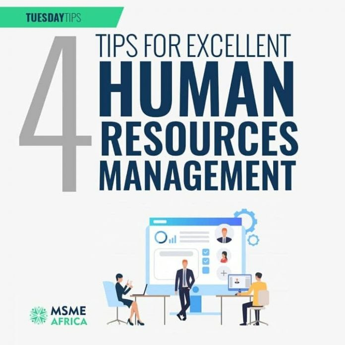Tips for Human Resources Management for MSMEs