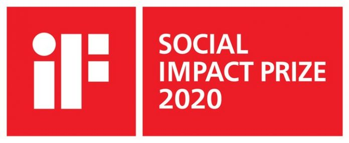 iF Social Impact Prize 2021 (Prize money of EUR 100,000)