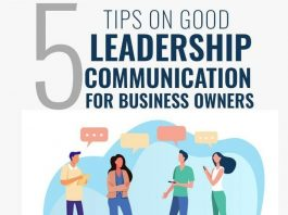 5 Tips on Good Leadership Communication for Business Owners