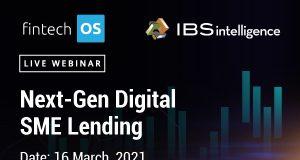 FintechOS, IBS Intelligence & Microsoft to host Next-Gen SME Lending webinar
