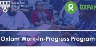 Oxfam-EDC SME Impact Program 2021