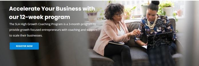 She Leads Africa (SLA) High Growth Coaching Program 2021 for Female Entrepreneurs