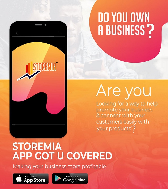 Two Nigerian founders launch Storemia to empower SMEs across the globe