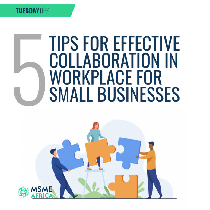5 Tips for Effective Collaboration in the Workplace