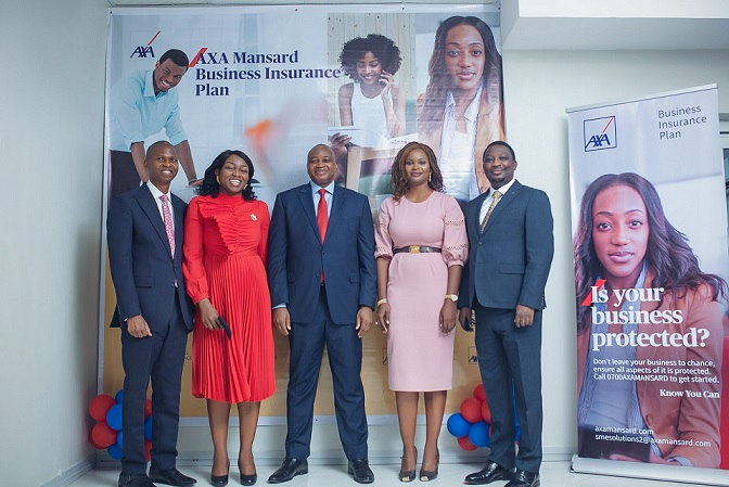 AXA Mansard Launches Business Insurance Plan for SMEs