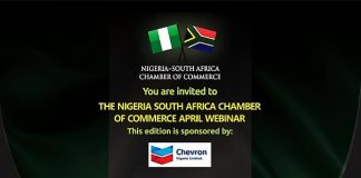Nigeria-South Africa Chamber of Commerce Hosts April Breakfast Forum