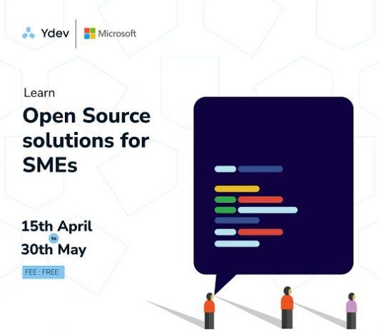 Microsoft & Ydevacademy 6-Week Free Training for SMEs